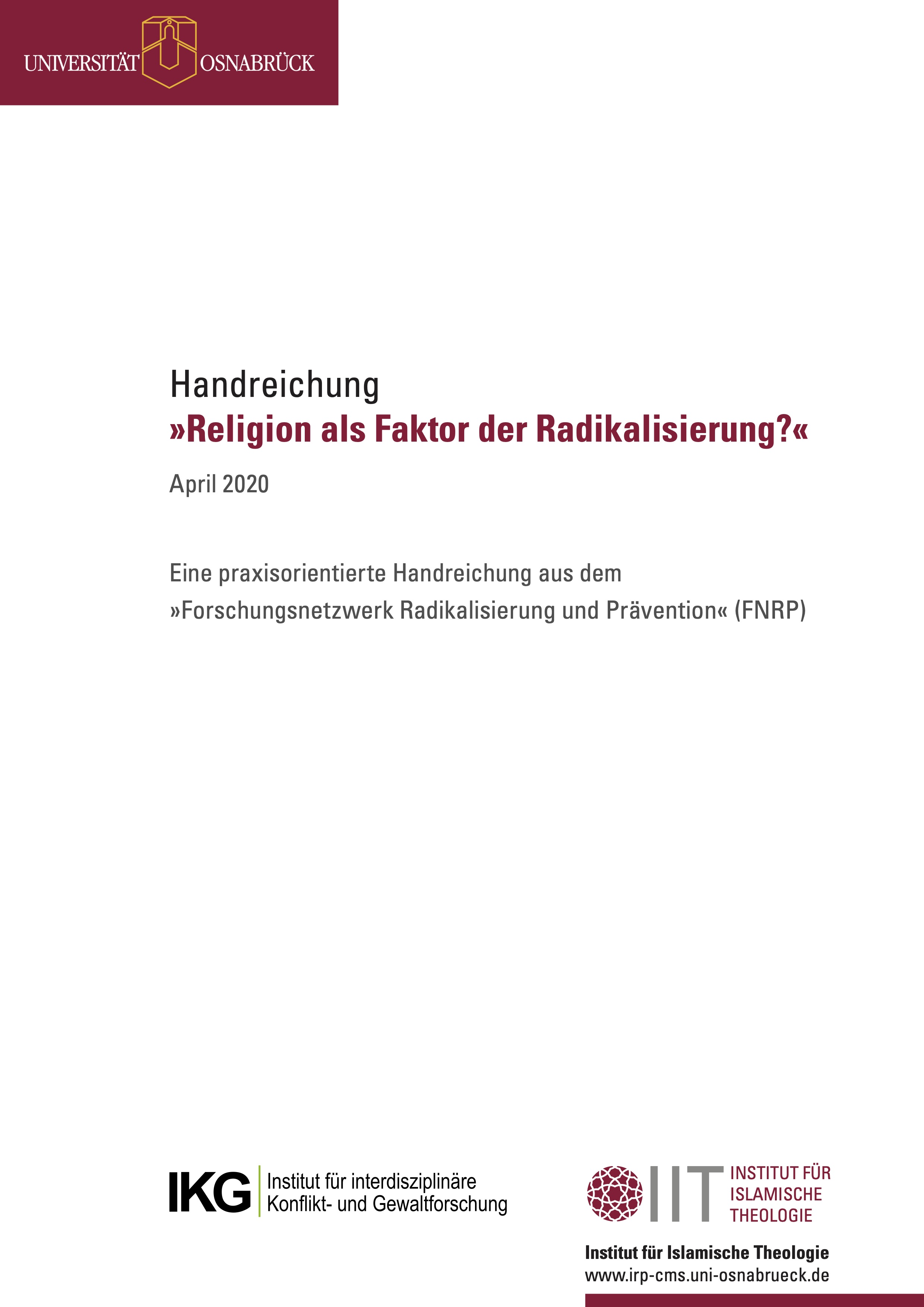 Download der Handreichung